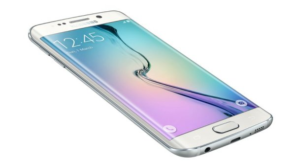 Figure 2 : Samsung Galaxy S6 Edge [2]